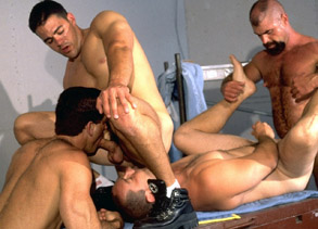 gay xxx orgy Massive Orgy In One Room At Czech Mega Swingers.